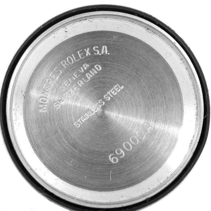 9853 Rolex Datejust Ladies Diamond Steel 18k White Gold Watch 69160 SwissWatchExpo