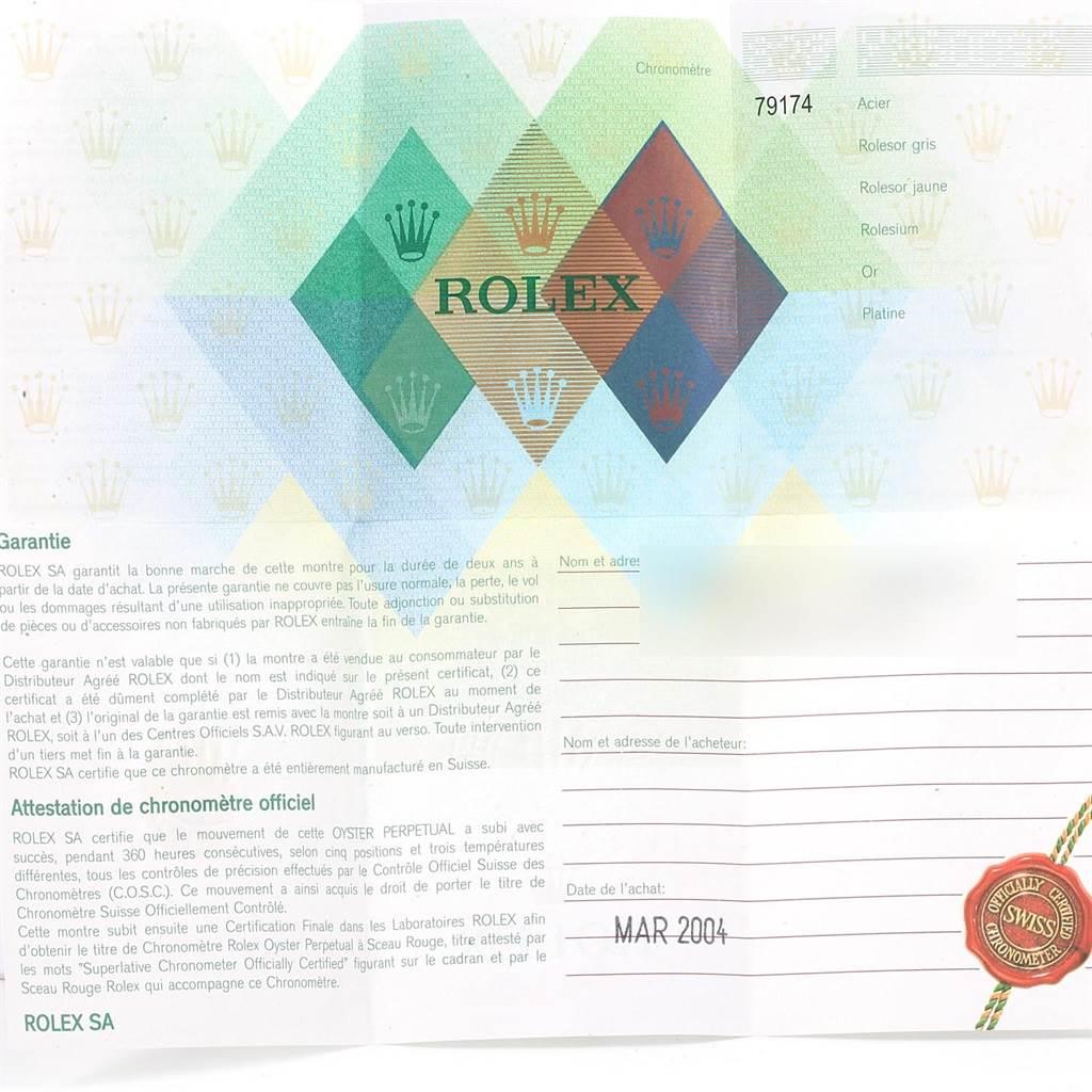 Rolex Datejust 26 Diamond Dial Steel Ladies Watch 79174 Box Papers SwissWatchExpo