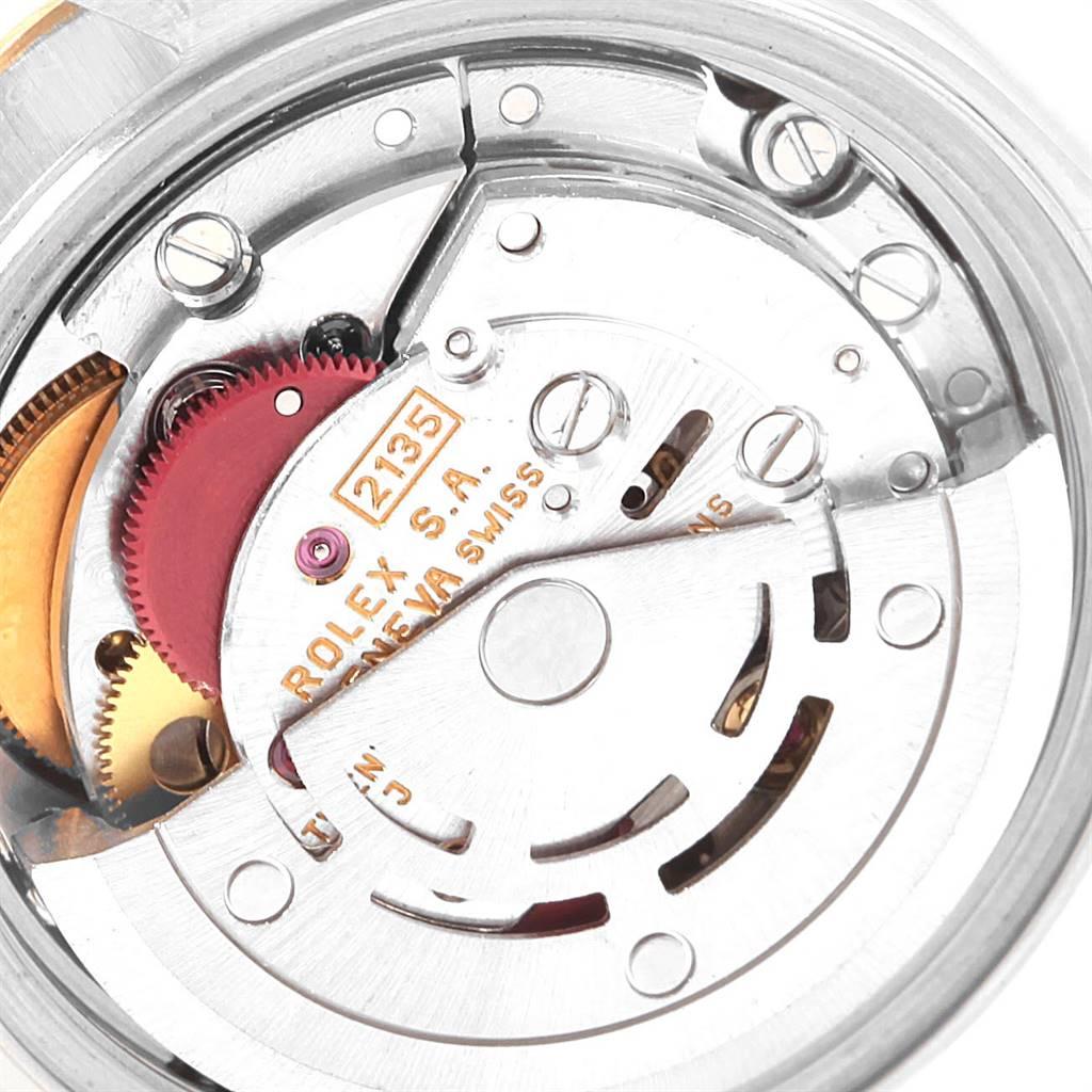 Rolex Datejust 26 Steel Yellow Gold Oyster Bracelet Ladies Watch 69173 SwissWatchExpo