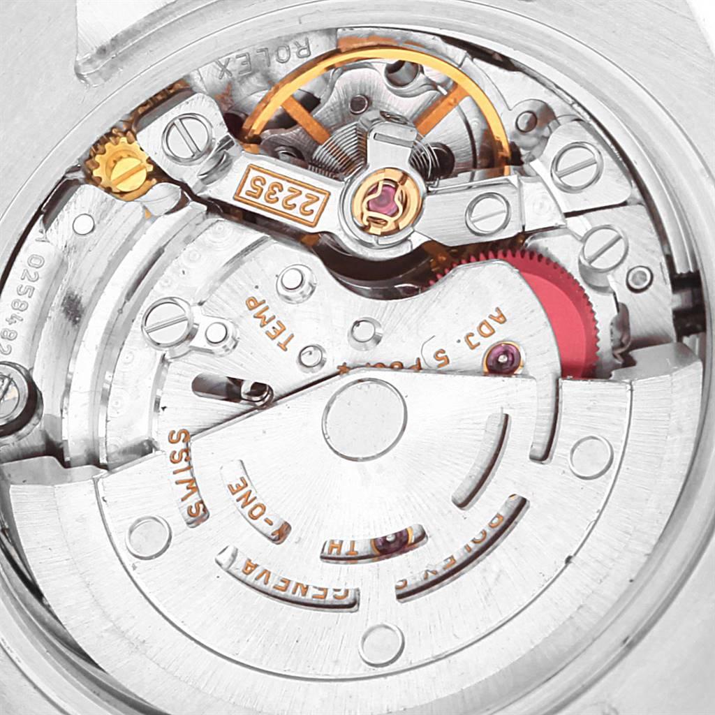 16070 Rolex Datejust 26 Steel 18K White Gold Silver Dial Ladies Watch 179174 SwissWatchExpo