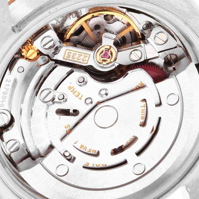 Rolex Datejust 26 Steel Yellow Gold MOP Diamond Watch 179173 Box Papers SwissWatchExpo