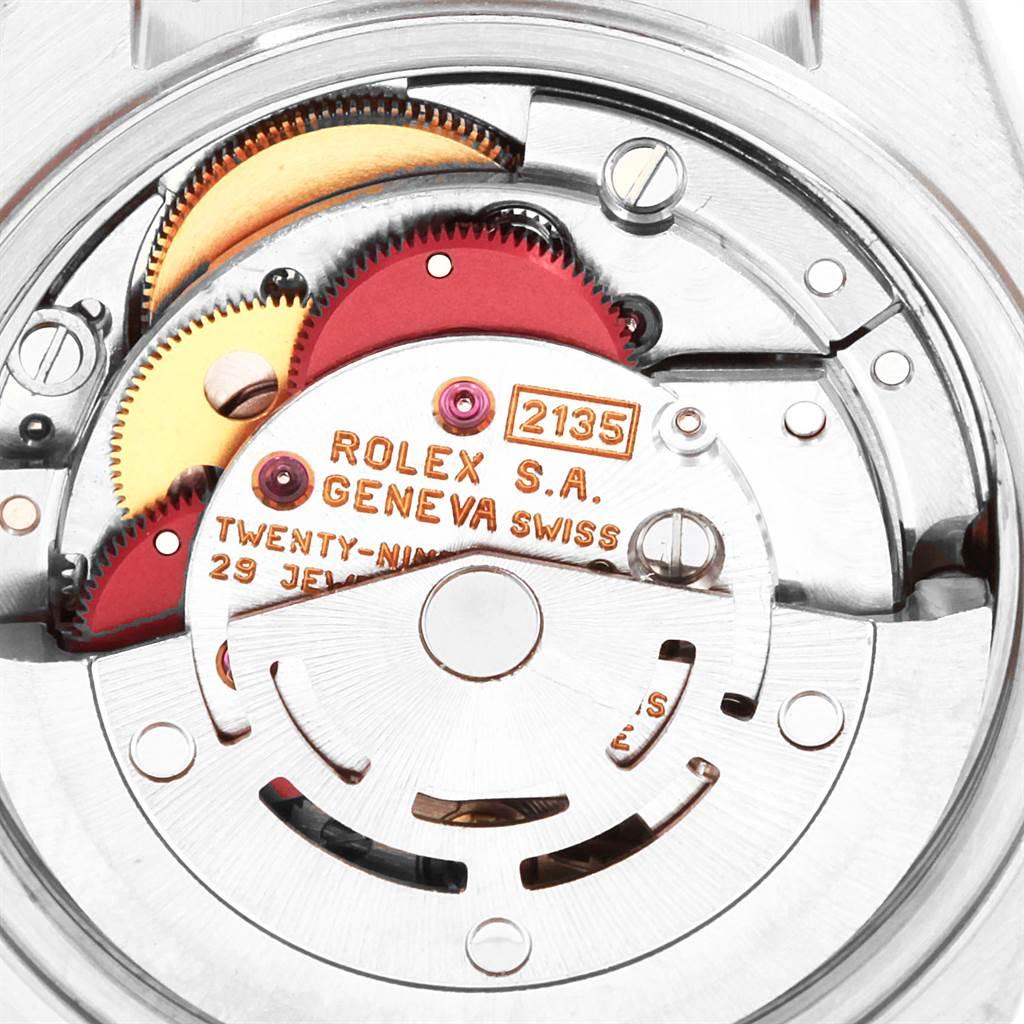 Rolex Datejust 26mm Yellow Gold Steel Diamonds Women Watch 69173 SwissWatchExpo