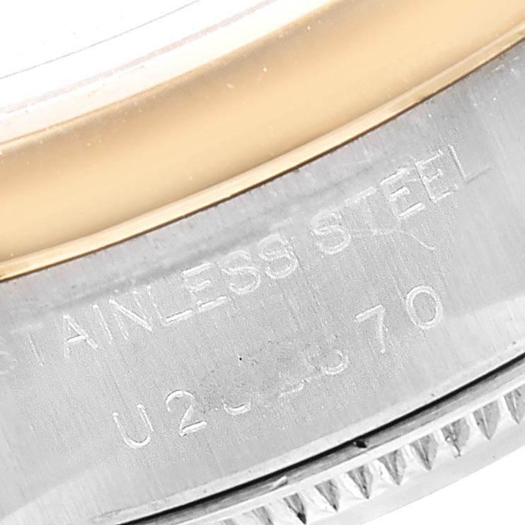 Rolex Datejust 26 Steel Yellow Gold Ladies Watch 69163 Box Papers SwissWatchExpo