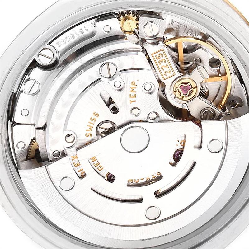 Rolex Datejust 26 Steel Yellow Gold Diamond Ladies Watch 179173 SwissWatchExpo