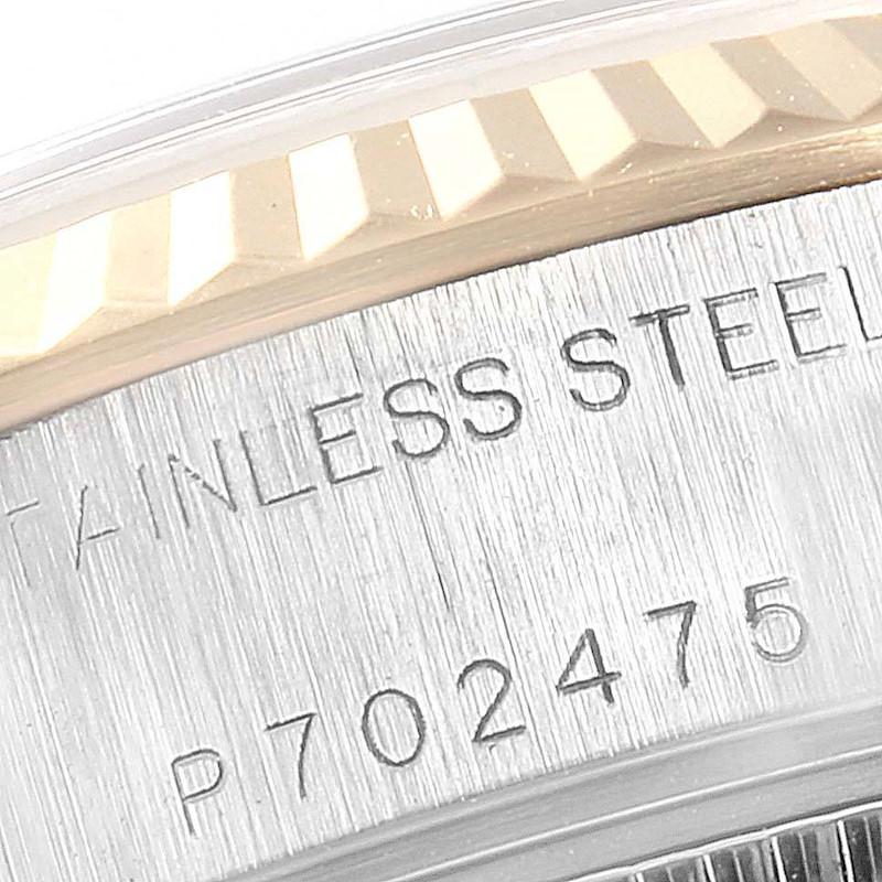 Rolex Datejust Steel Yellow Gold MOP Diamond Ladies Watch 79173 Box Papers SwissWatchExpo