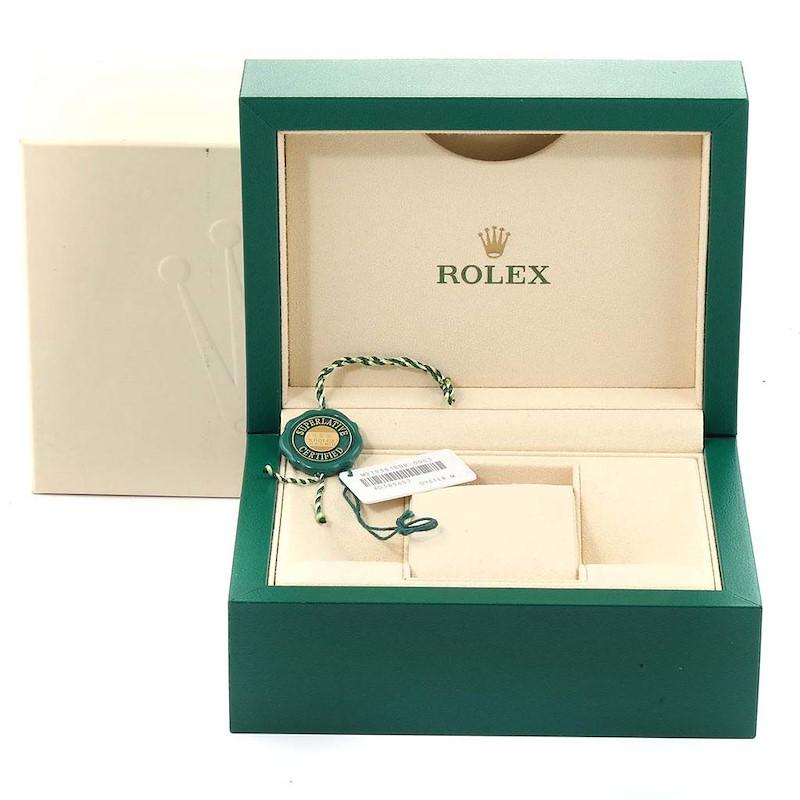 Rolex Datejust 28 Steel Rolesor Everose Gold Diamond Ladies Watch 279381 SwissWatchExpo