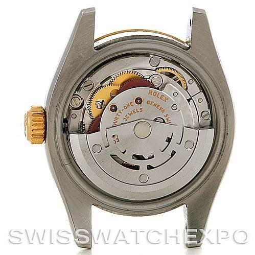 2745 Rolex  Datejust Ladies Ss & 18k Yellow Gold Watch 179173 SwissWatchExpo
