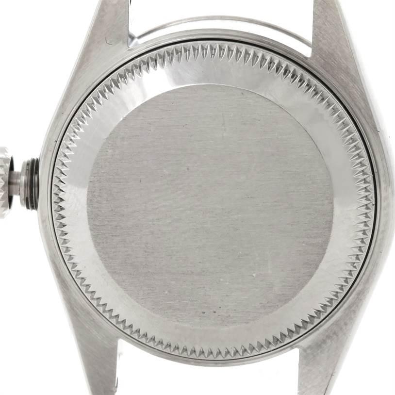 8778 Rolex Datejust Ladies Steel 18k White Gold Watch 79174 SwissWatchExpo