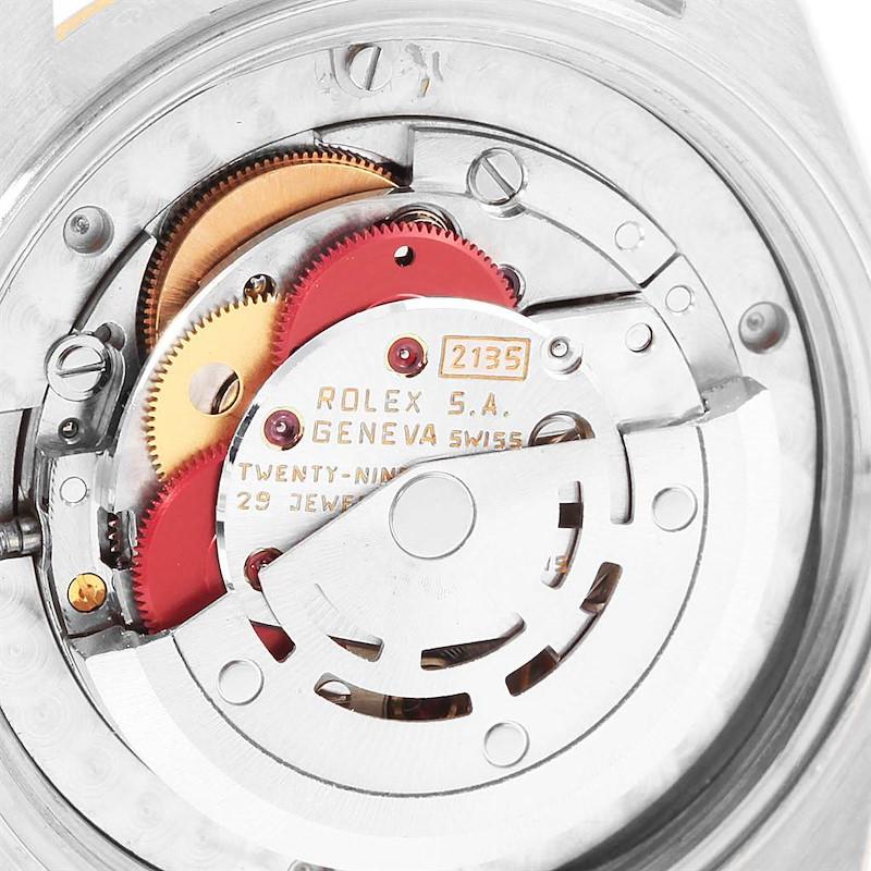 Rolex Datejust 31 Midsize Steel Yellow Gold Diamond Ladies Watch 68273 SwissWatchExpo