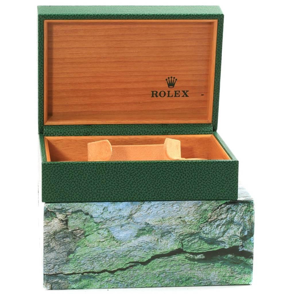 Rolex Datejust 31 Midsize Salmon Roman Dial Ladies Watch 78240 SwissWatchExpo