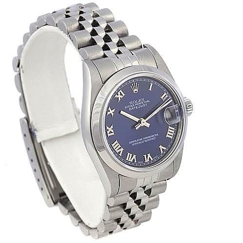 Rolex Oyster Perpetual Midsize Ss Watch 78240 Beauty SwissWatchExpo