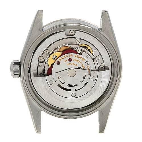 2371 Rolex Oyster Perpetual Midsize Ss 18k Wg Diamond 78274 SwissWatchExpo