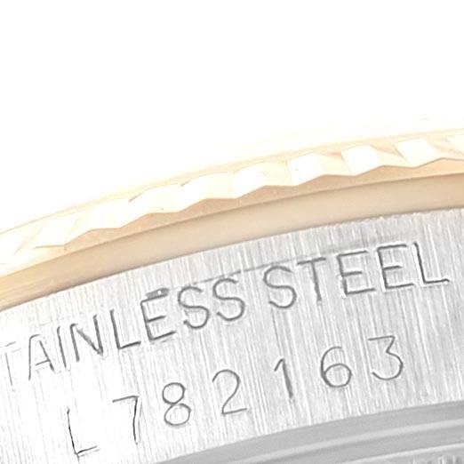 22370 Rolex Datejust Midsize 31 Steel Yellow Gold Ladies Watch 68273 Box SwissWatchExpo