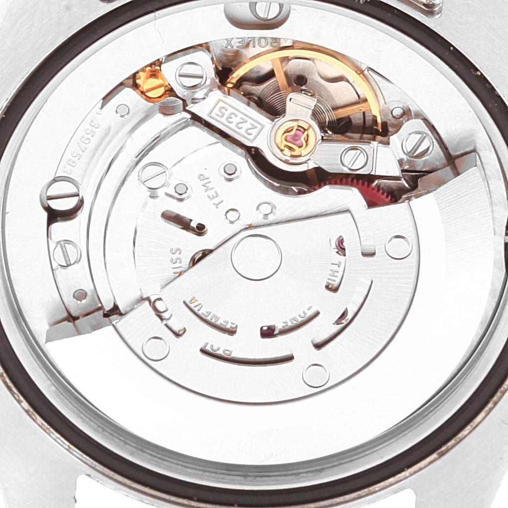 Rolex Datejust Midsize 31 Steel MOP Diamond Ladies Watch 178344 SwissWatchExpo