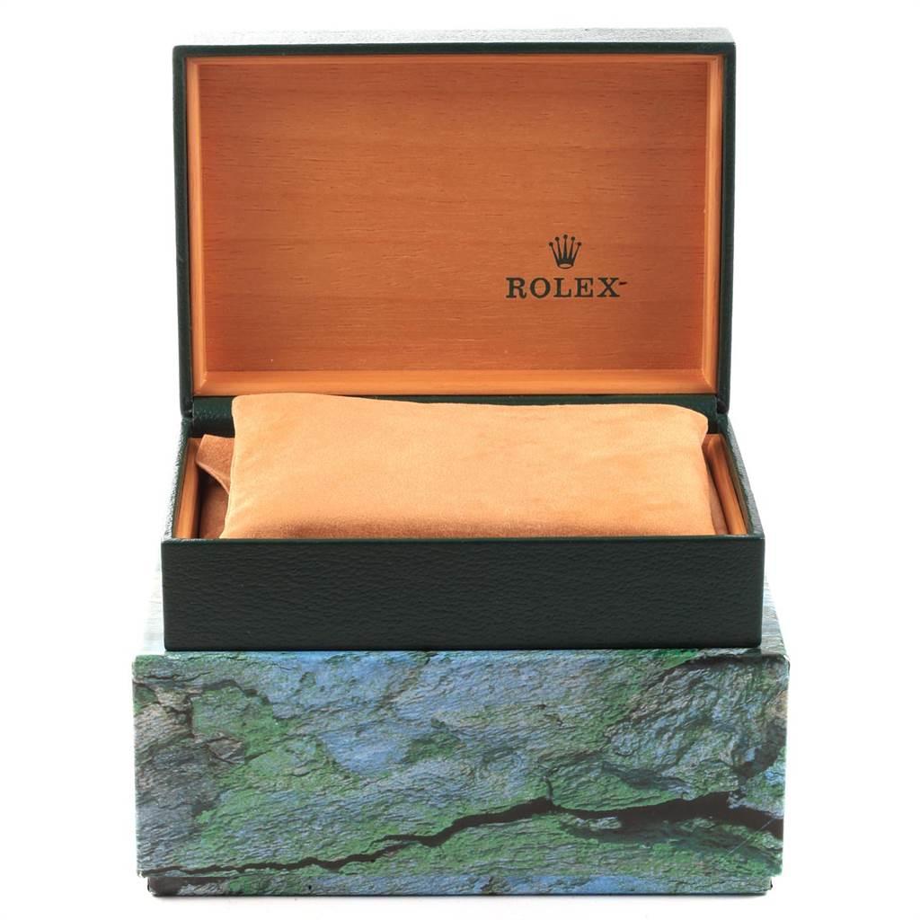 22425 Rolex Datejust 31 Midsize White Roman Dial Steel Ladies Watch 78240 SwissWatchExpo
