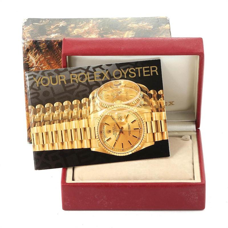 Rolex Datejust Midsize 31 Steel White Gold Salmon Dial Ladies Watch 68274 SwissWatchExpo