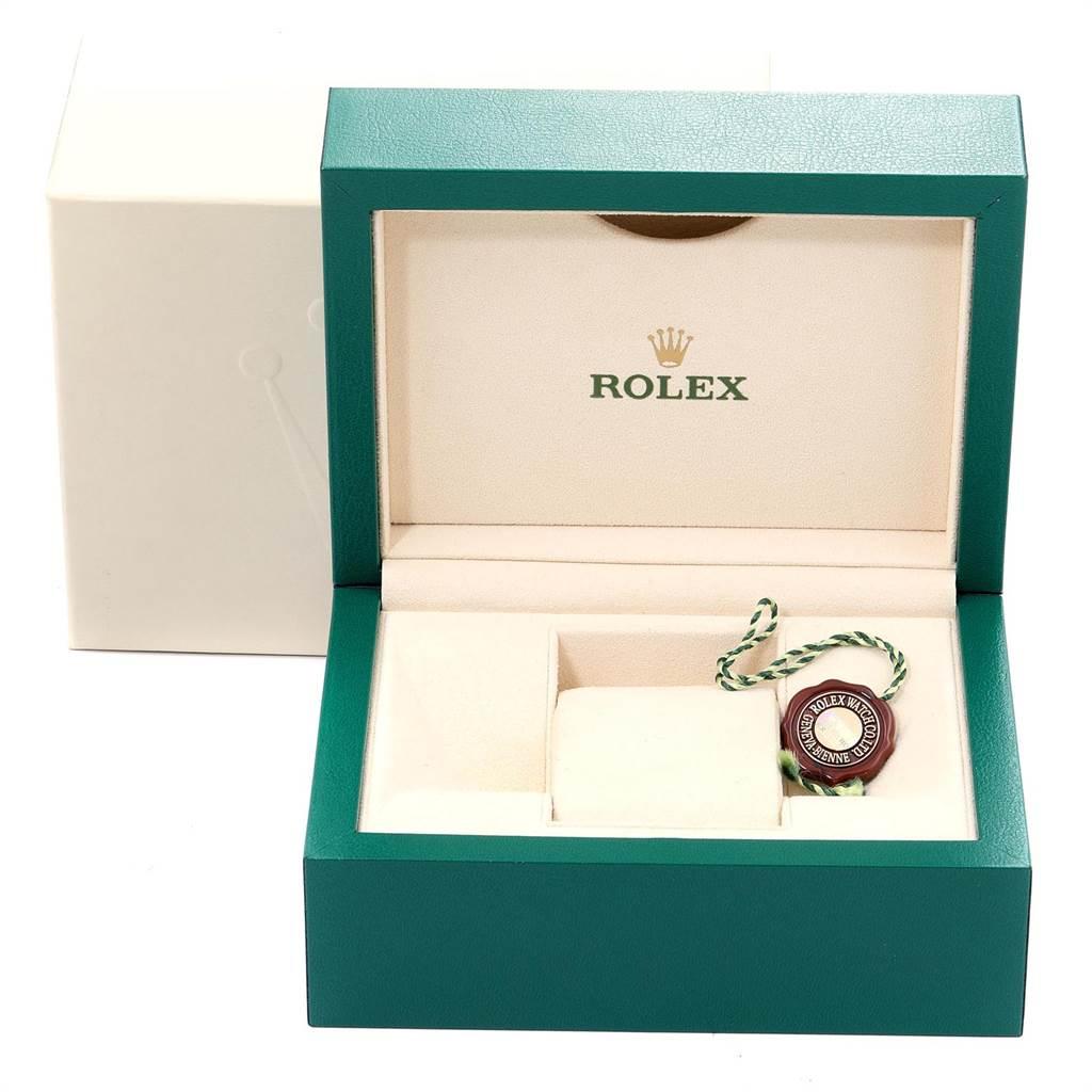23788 Rolex Datejust 31 Midsize Steel Everose Gold Diamond Ladies Watch 178341 SwissWatchExpo