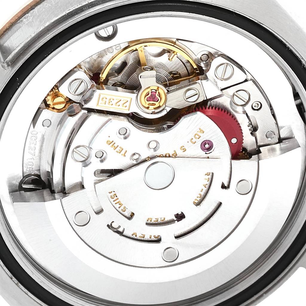 Rolex Datejust 31 Midsize Steel Rose Gold Diamond Watch 178271 Box Card SwissWatchExpo