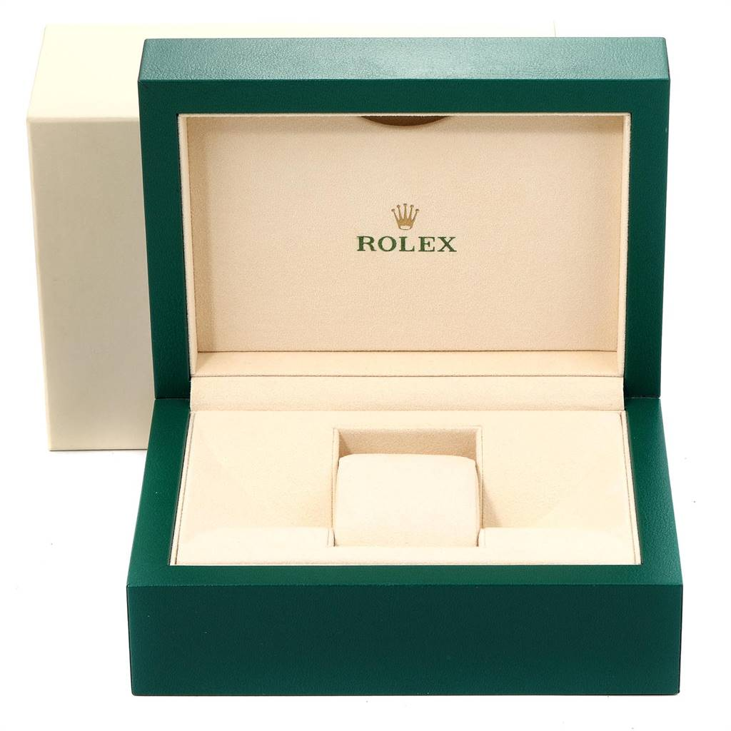 25114 Rolex Datejust Midsize Steel Yellow Gold Diamond Ladies Watch 178343 SwissWatchExpo