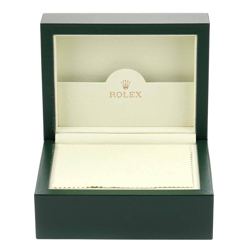 Rolex Datejust Midsize 31 Steel White Gold Diamond Ladies Watch 178274 SwissWatchExpo