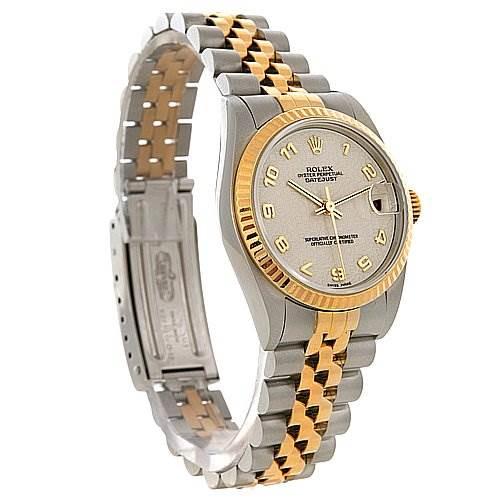 Rolex Datejust Midsize Steel & 18k Gold Watch 78273 SwissWatchExpo