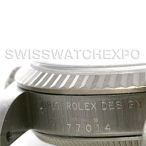 Rolex Midsize Oyster Perpetual Watch Steel Gold 77014 SwissWatchExpo