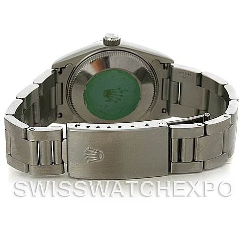 Rolex Midsize Oyster Perpetual Datejust Steel 68240 SwissWatchExpo