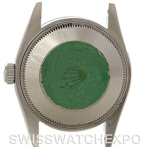 3034 Rolex Midsize Oyster Perpetual Datejust Steel 68240 SwissWatchExpo