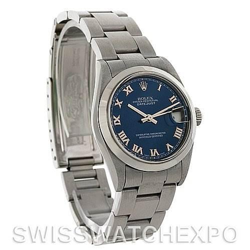 4014 Rolex Midsize Oyster Perpetual Datejust Steel 78240 Unworn SwissWatchExpo