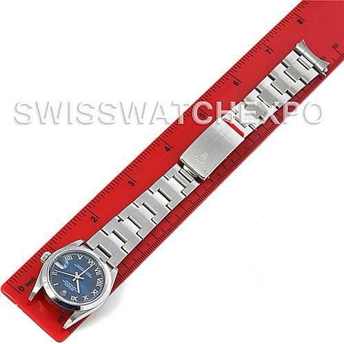 Rolex Midsize Oyster Perpetual Datejust Steel 78240 Unworn SwissWatchExpo