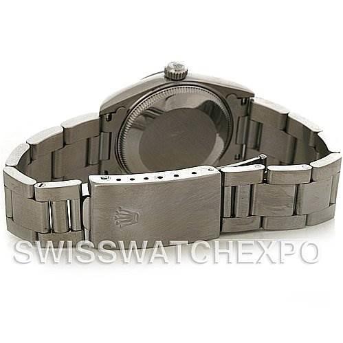 Rolex Midsize Oyster Perpetual Datejust Steel 68240 SwissWatchExpo