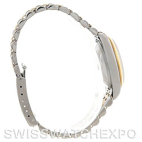 Rolex Datejust Midsize Steel 18k Yellow Gold Watch 78273 SwissWatchExpo