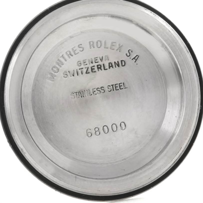 Rolex Datejust Midsize Steel 18k White Gold Diamond Watch 68274 SwissWatchExpo
