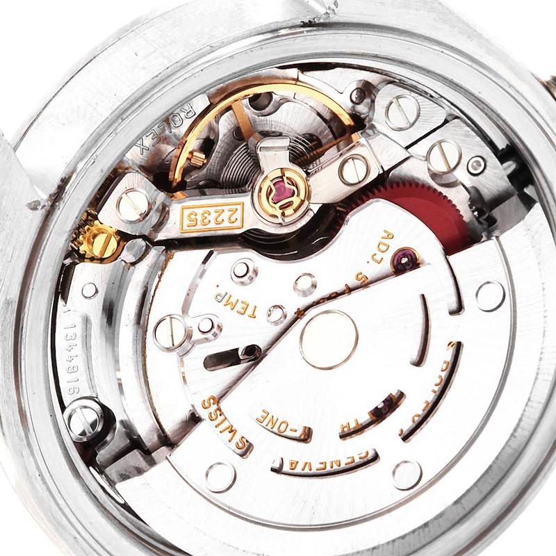 Rolex Date 26 Salmon Dial Oyster Bracelet Steel Ladies Watch 79160 SwissWatchExpo