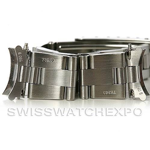 2759 Rolex Oyster Perpetual Date Ladies Steel Watch 79160 SwissWatchExpo