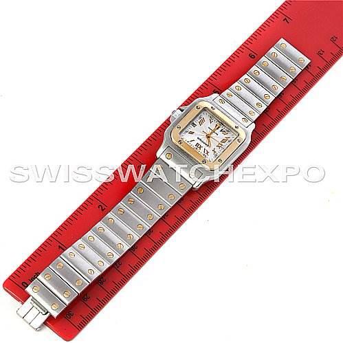 Cartier Santos Galbee Large Automatic Watch W20058C4 SwissWatchExpo