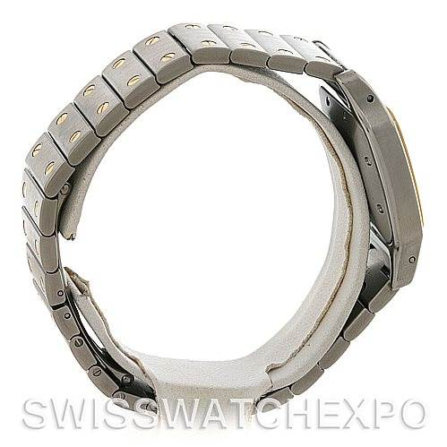 4329 Cartier Santos Galbee Large Automatic Watch W20058C4 SwissWatchExpo