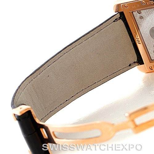 7759 Cartier Tank Louis XL CPCP 18k Rose Gold Watch W1551451 SwissWatchExpo