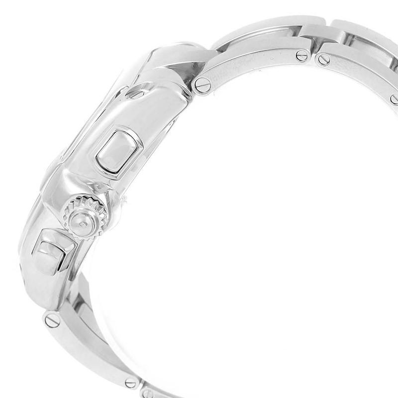Cartier Roadster XL Chrono Black Dial Automatic Mens Watch W62020X6 SwissWatchExpo