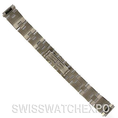 2508 Cartier Roadster Mens Ss Large Silver Dial W62025v3 SwissWatchExpo