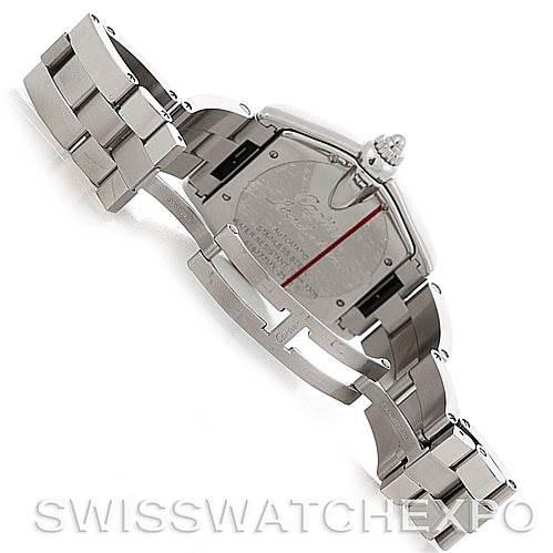 4835 Cartier Roadster Men's Steel Large Watch W62041V3 SwissWatchExpo