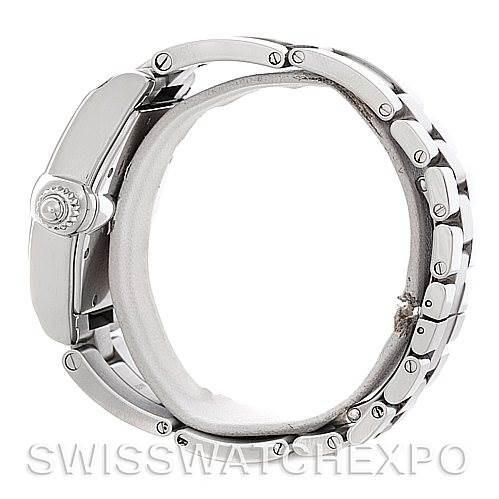 Cartier Roadster Men's Steel Large Watch W62025V3 SwissWatchExpo