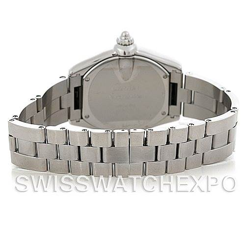 5288 Cartier Roadster Mens X-Large GMT Watch W62032X6 SwissWatchExpo