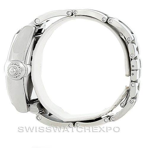 6527 Cartier Roadster Mens XL GMT Watch W62032X6 SwissWatchExpo