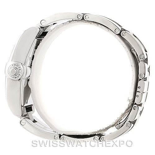 6985 Cartier Roadster Mens Steel Large Watch W62000V3 SwissWatchExpo