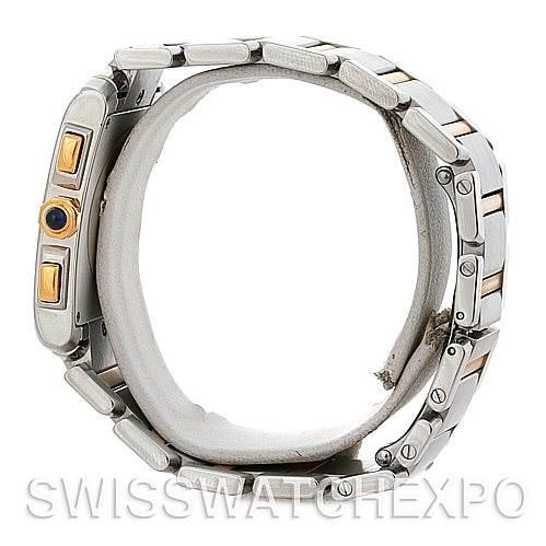 Cartier Tank Francaise Men's Chrongraph Watch W51004Q4 SwissWatchExpo