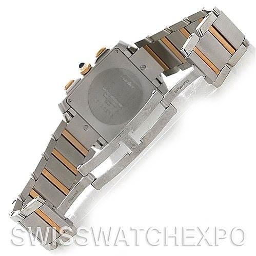 4692 Cartier Tank Francaise Men's Chrongraph Watch W51004Q4 SwissWatchExpo