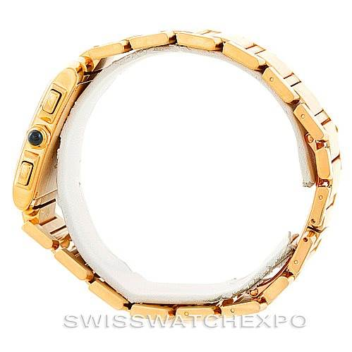 6819 Cartier Tank Francaise Chrongraph 18K Yellow Gold Watch W50005R2 SwissWatchExpo