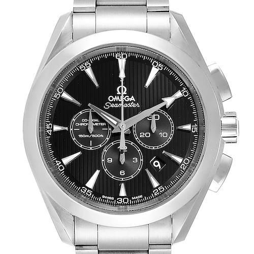 Photo of Omega Seamaster Aqua Terra Co-Axial Chrono Watch 231.10.44.50.01.001