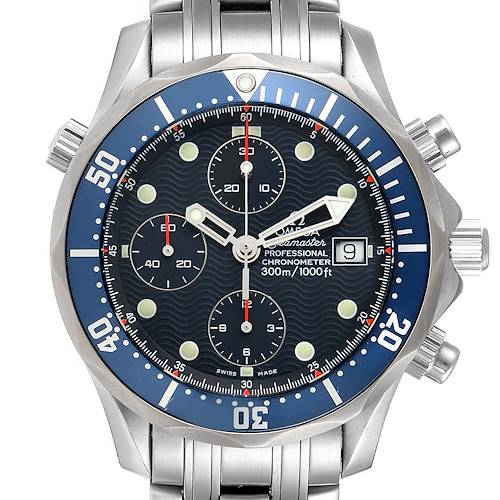 Photo of Omega Seamaster 300m Chronograph Automatic 41.5 mm Watch 2225.80.00